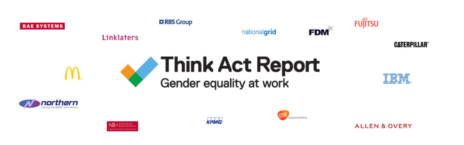 Think act report banner